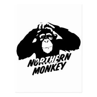 Mono septentrional postal