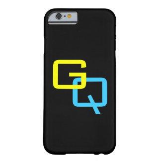 Monograma de DIY - caso del iPhone 6/6s Funda Barely There iPhone 6