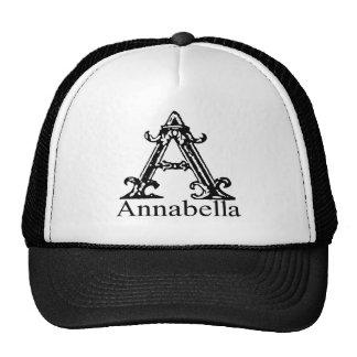 Monograma de lujo: Annabella Gorras De Camionero
