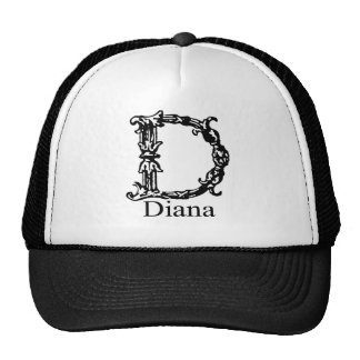 Monograma de lujo: Diana Gorro