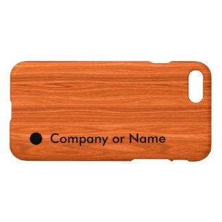 Monograma del negocio funda para iPhone 7