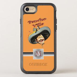 Monograma general mexicano de la revolución de funda OtterBox symmetry para iPhone 7