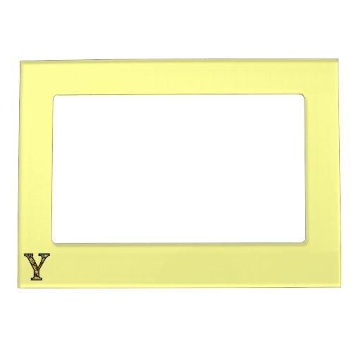 Monograma iluminado Y Marcos Magnéticos Para Fotos