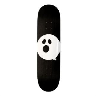 Monopatín blanco y negro de Rayshine GHOST™