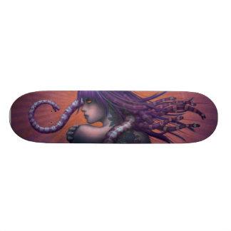 Monopatín de la medusa