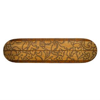 Monopatín de la resaca del vintage de Pupukea