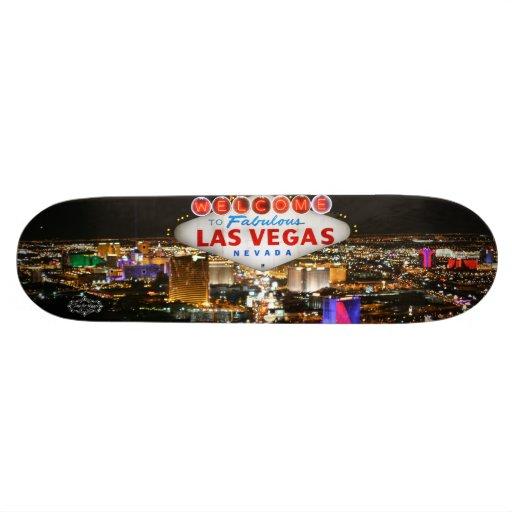 Monopatín de Las Vegas