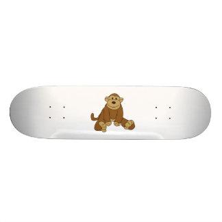 Monopatín del mono
