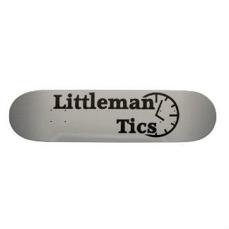 monopatín del tics del littleman
