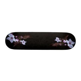 Monopatín delicado de la flor