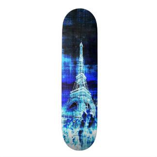 Monopatin Favorable tablero de París del elemento oscuro del
