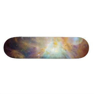 Monopatín, imagen de la galaxia patines personalizados