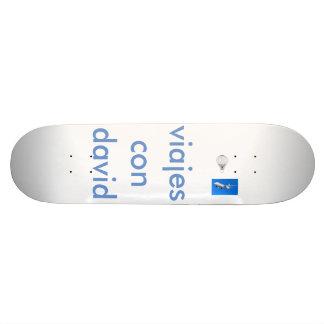 Monopatin Personalizado #patinetaviajera