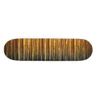 Monopatín retro de Bambu