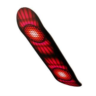 """Monopatín rojo gráfico de Hoverboard"""" de la"""