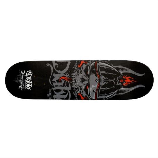 Monopatin Ronin ; El Diablo Mag | Skate Deck