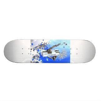 Monopatín urbano #10 de la snowboard del Snowboard
