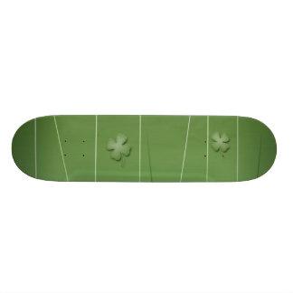 Monopatines Personalizados Diseño irlandés del trébol