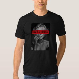 Monroe inspiró Dopamind Camiseta