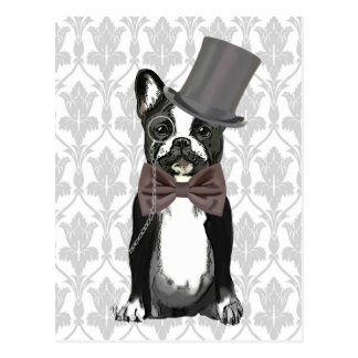 Monsieur Bulldog Postal