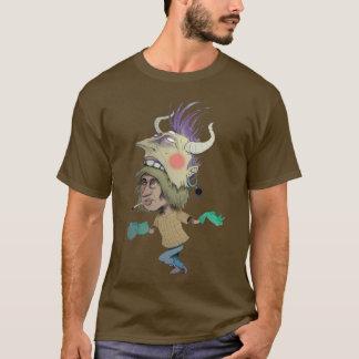 Monster camiseta