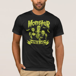 monster mash camiseta