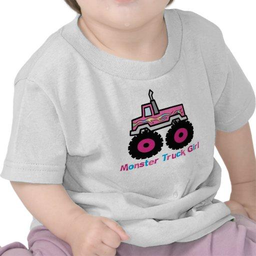 Monster truck camiseta