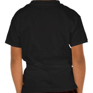 Monstruo ciánico de las cosquillas de Kawaii Camiseta