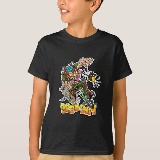 Monstruo de la bici camiseta