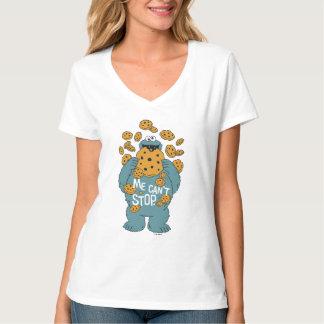Monstruo de la galleta del Sesame Street el | - no Camiseta