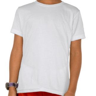 Monstruo de la playa del verano camiseta