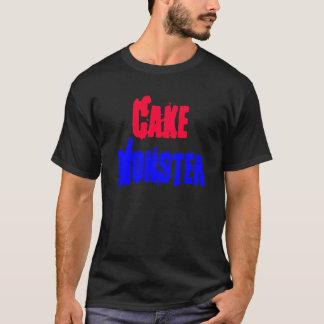 Monstruo de la torta camiseta