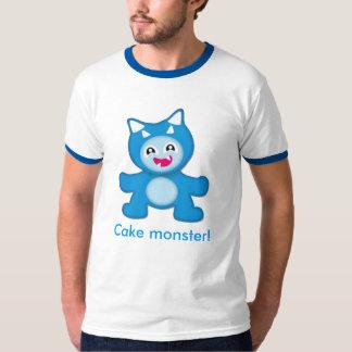 ¡Monstruo de la torta! Camiseta