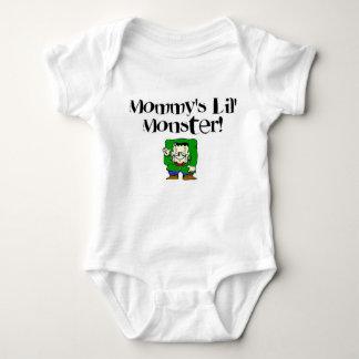 Monstruo de Lil de la mamá Body De Bebé