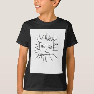 Monstruo de Tickly Camiseta