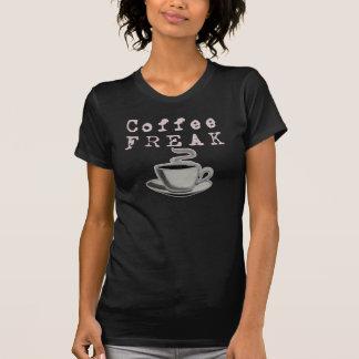 Monstruo del café (camisetas oscuro) camisetas