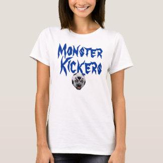 monstruo del fútbol, golpeadores del monstruo camiseta