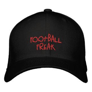 Monstruo del fútbol gorra de béisbol