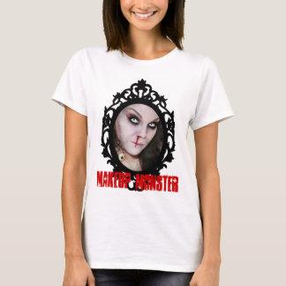 Monstruo del maquillaje camiseta