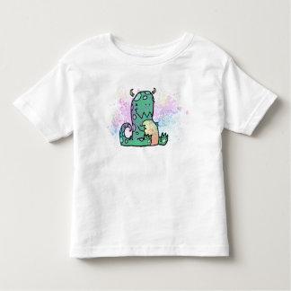 Monstruo del sorbete camisetas