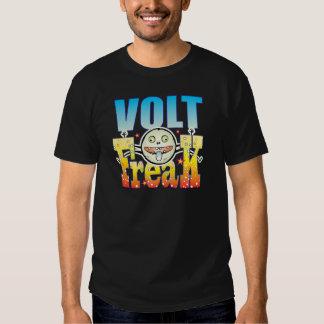 Monstruo extraño de voltio camiseta