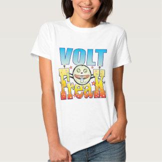 Monstruo extraño de voltio camisetas