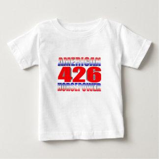 monstruo mopar 426 camiseta de bebé