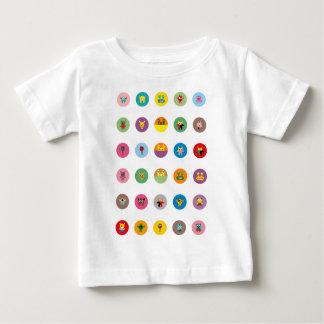 Monstruos 35 camisetas
