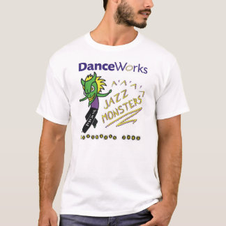 Monstruos del jazz camiseta