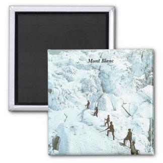 Mont Blanc - Imán