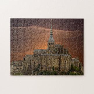 Mont-Santo-Miguel Puzzle