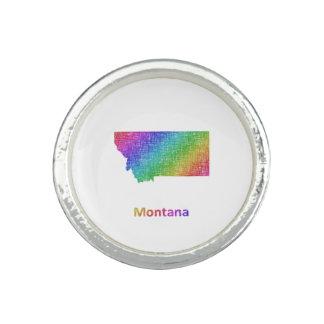 Montana Anillos
