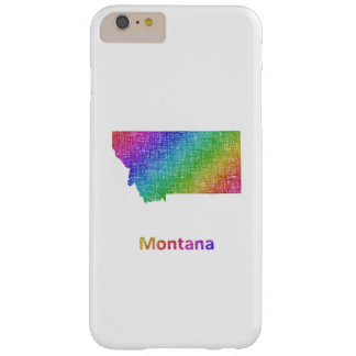 Montana Funda Barely There iPhone 6 Plus