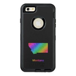 Montana Funda OtterBox Defender Para iPhone 6 Plus
